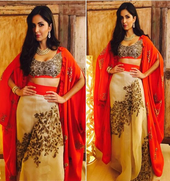 Smashing in MAMI! Katrina Kaif & Her Outfit both are exquisite, it's hard to look away!