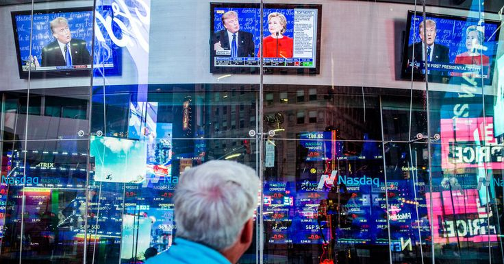 New York Today: Debating the Debate #Politics #iNewsPhoto