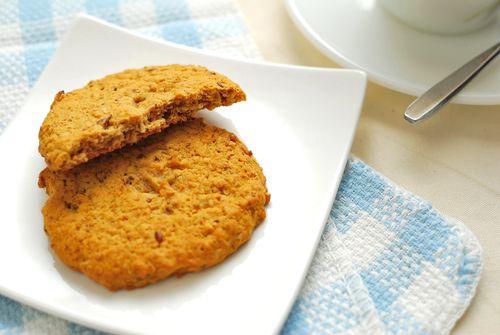 Conservez ces biscuits au congélateur et sortez-les pour accompagner le thé.