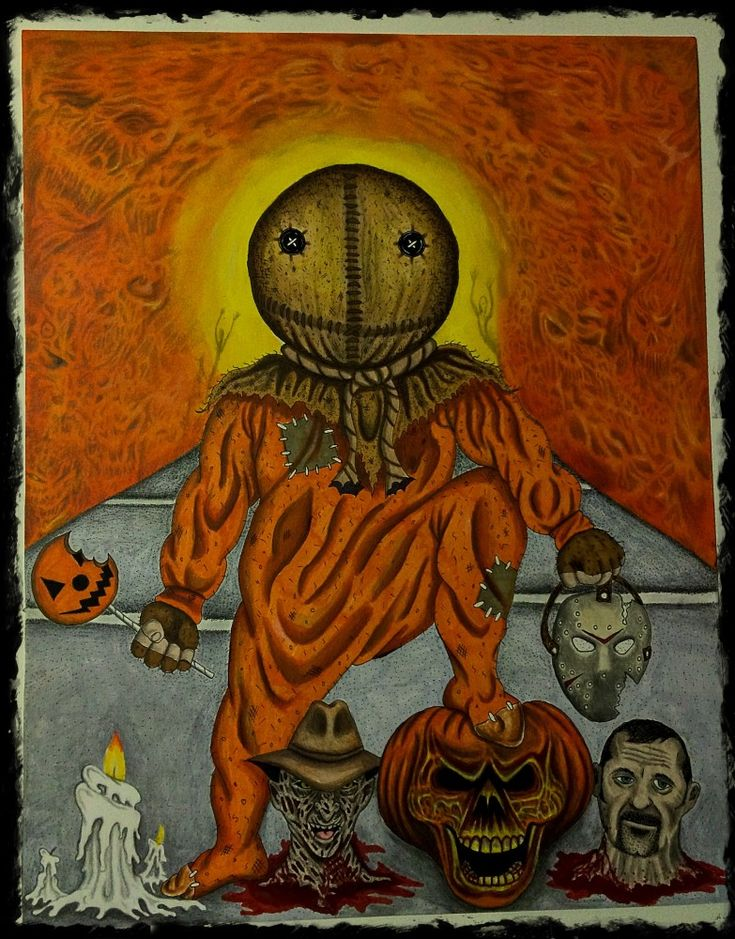 halloween art submissions 2017