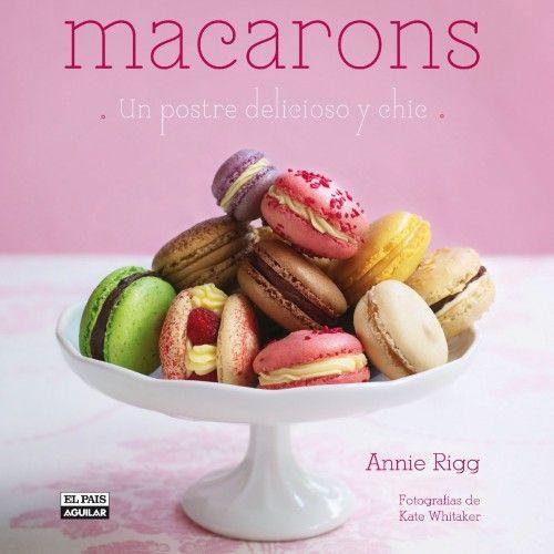 Libro de Macarons, una guía para principiantes.