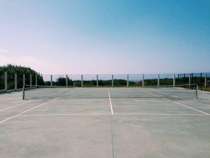 tennis court, cambelas | torres vedras, pt