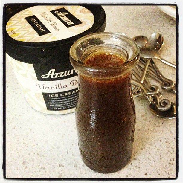 Tenina's salted caramel sauce for Thermomix