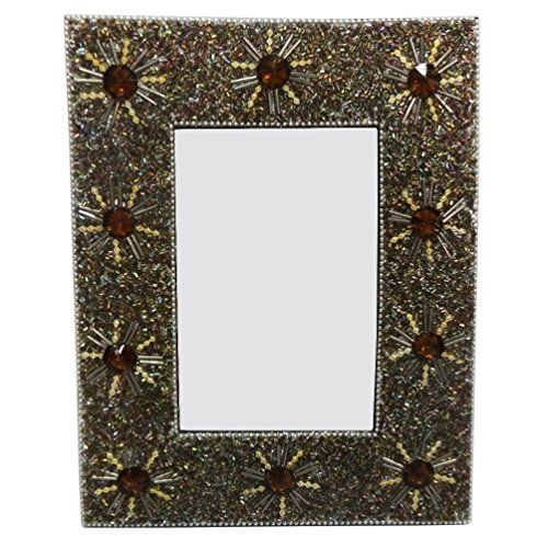 Antique Picture Frame Home Decor Table Top Standing Photo Frame 4 X ...