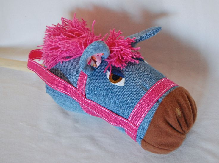When I first made stick horses here , I adapted a no-sew tutorial from Family Fun magazine so I could use my sewing machine. People wr...