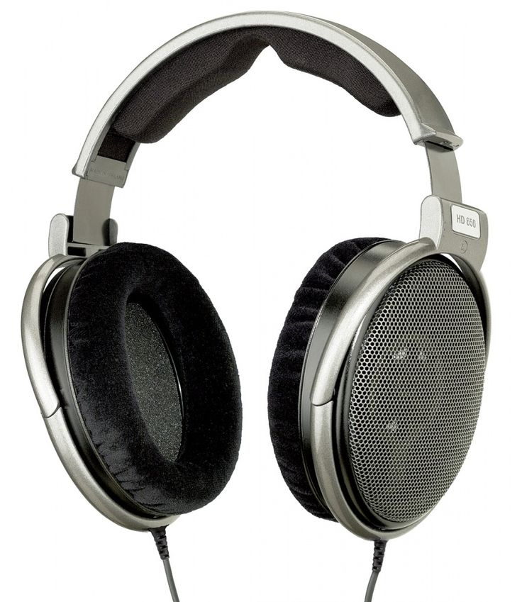 Sennheiser's acclaimed HD650 — one of the leading contenders for mixing.