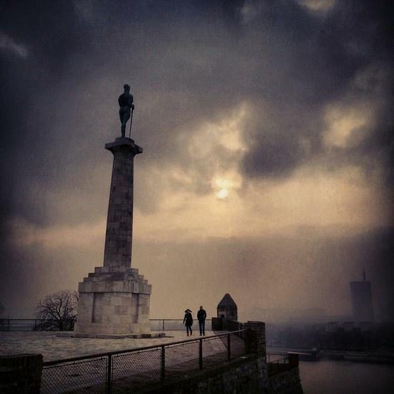 Belgrade, Kalemegdan #belgrade #serbia #kalemegdan #travelbyphone #emilijagasic