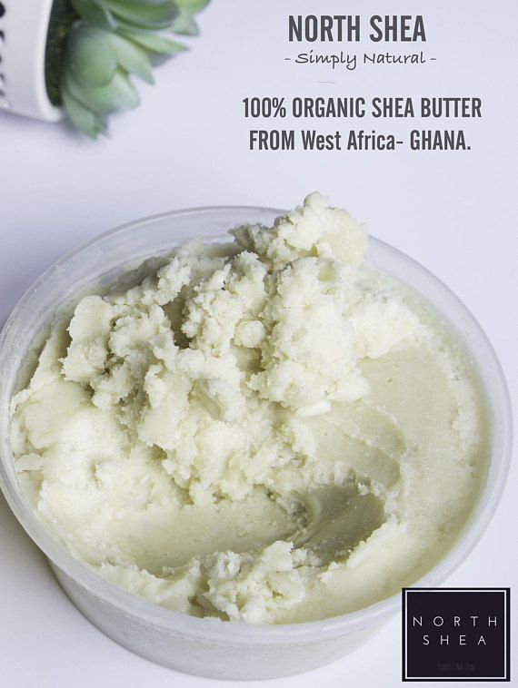 SIZE: 8 oz of richness, good health, and beauty.   What is Shea Butter?   Shea Butter is a fatty extract from the shea nuts which is found in the shea fruit produced by the shea tree. It's naturally rich in Vitamin A, E, D, F and Cinnamic acid. It's known as the women's gold in West Africa, because processing shea butter provides economic opportunities for women and girls, while helping to protect the environment. Shea trees grow naturally in the dry Savannah region of West Africa like Ghana…