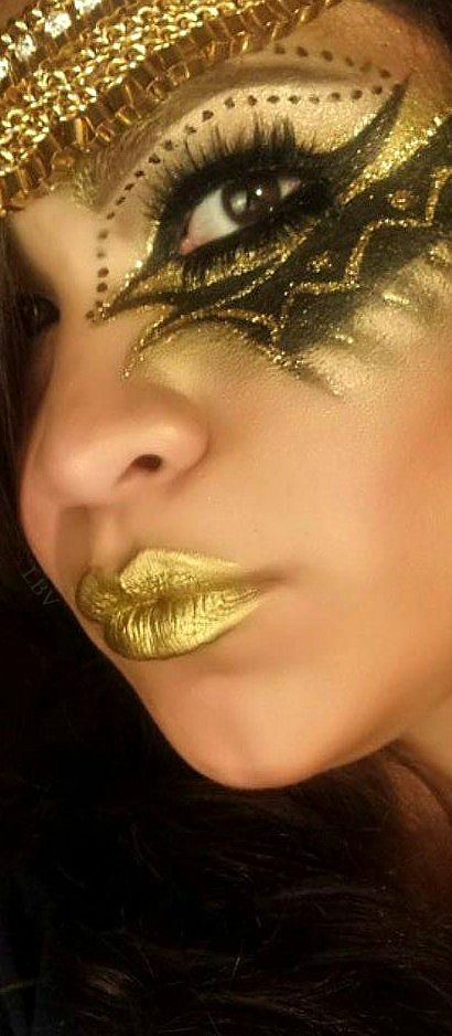 Gold Enhancements by Nyx cosmetics | LBV AW14 ♥✤