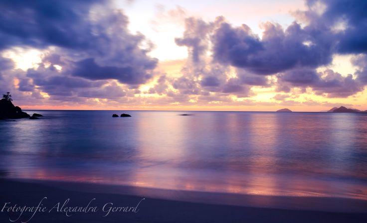 Einer der schönsten Strände auf Mahé: Anse Soleil #Seychellen#Mahé www.alexandra-gerrard.de/blog/travel