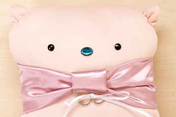 This DIY Ring Bear Is Just Too Adorable