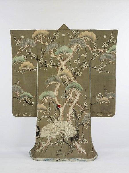 furisode, Meiji era / 着物 振袖