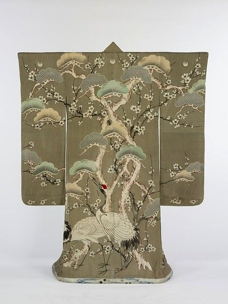 furisode, Meiji era / 着物 振袖