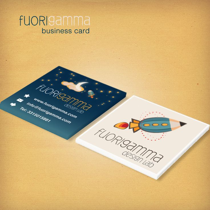 9 best Square letterpress business cards images on Pinterest ...