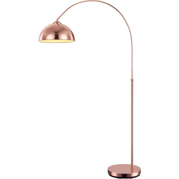 newcastle 196cm arched floor lamp reviews 45 liked on polyvore featuring home - Arched Floor Lamp