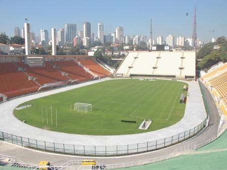 Pacaembu, São Paulo, Brazil