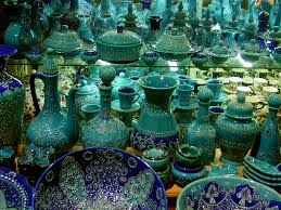 Image result for istanbul grand bazaar pottery