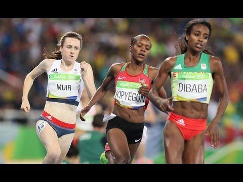 Team GB Disputes Womens 1500m result at RIO 2016