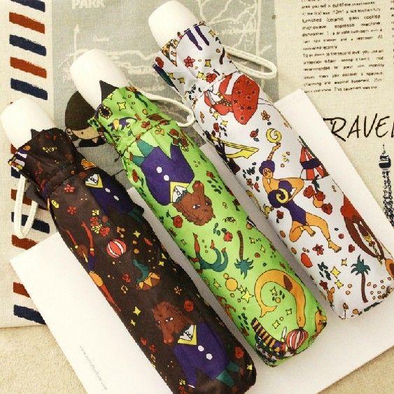 Италия зонты цирк черное покрытие зонтик женщин, ветрозащитный автоматическая paraguas plegable mujer элементы новизны купить на AliExpress