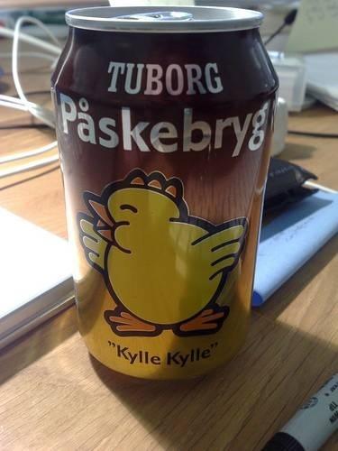 Danish Påskeøl, or Easter Beer - Ned Richards (http://www.flickr.com/photos/35034348080@N01/2345233579)