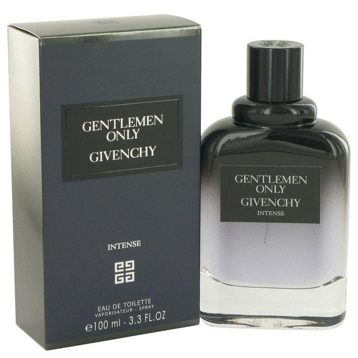 #menscologne #GentlemenOnlyIntense #Cologne #Men 3.3 oz Eau De Toilette Spray  #Givenchy