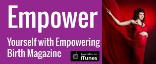 Empower Yourself! Now available worldwide on iPad or iPhone via itunes or PDF from Birth Goddess :)