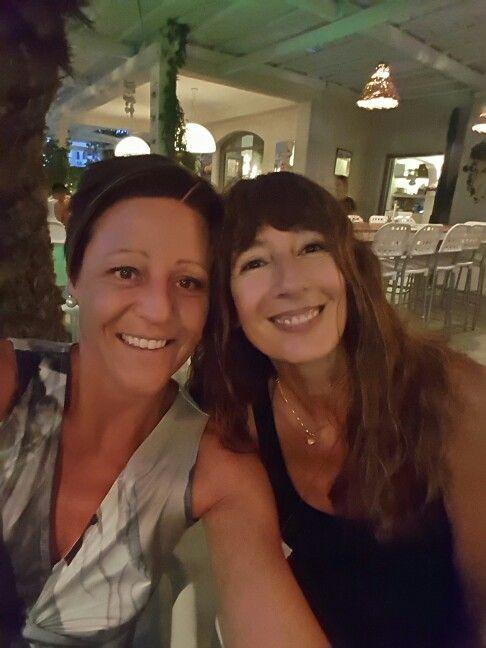 Friends, ciao Bella restaurant