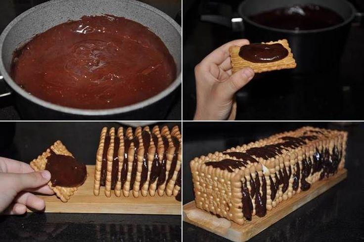 Çocukla petibör bisküvli pastaları çok seviyorlar.Bende en az onlar kadar bayılıyorum bu pudingli bisküvili pastalara.Bu yüzden evde sık sık yapıyorum.Akşam yemeği sonrası,kahvenin ,çayın yanına bir dilim pasta veya kek,bence huzur demek,tüm günün yorgunluğunun çıktığı an demek. Şu aralar mutfakta fazla vakit geçiremiyorum,yeni tarifler hazırlayamıyorum,hazırladıklarımında fotoğraflarını çekmeye fırsat kalmıyor..Çocukların dersleri zaten epey vaktimi alıyor.Bu yıl 3Read More