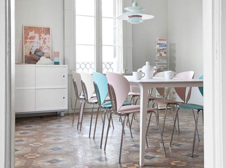 oltre 25 fantastiche idee su interni color pastello su pinterest ... - Arredamento Colori Pastello