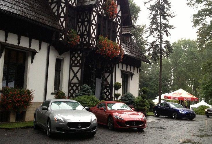 #Maserati na Gali Loży Katowickiej BCC