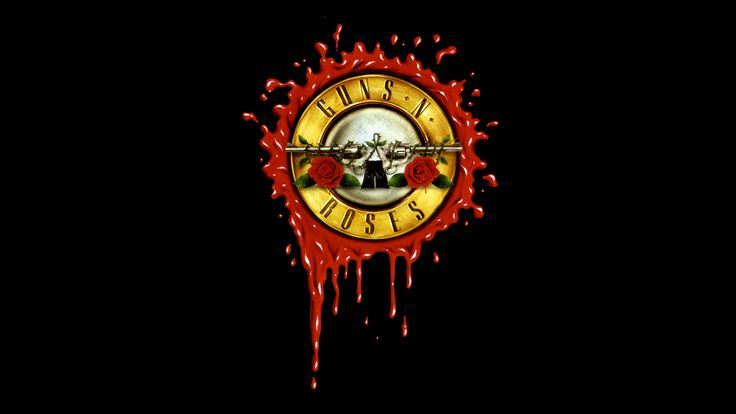 Guns n Roses Logo Wallpaper hd Guns n Roses Logo Guns n Roses