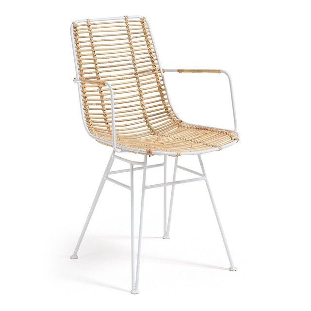 Chaise avec accoudoirs Tishana, Noir in 2018 Meubles Pinterest