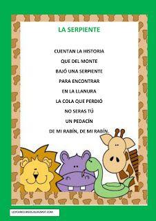 1000+ images about Poemas infantil on Pinterest
