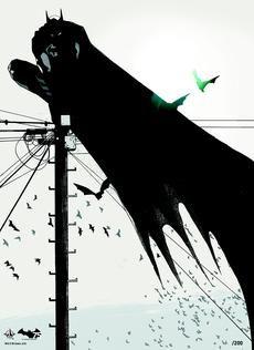Bats by Jock