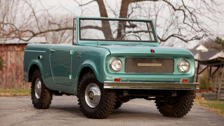 1967 International Scout 800 Sport Top Photo Gallery - Autoblog