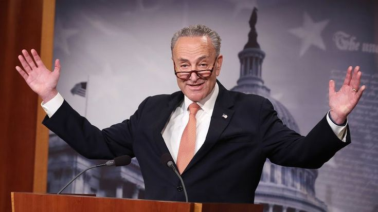 The Evil Senator Charles (Chuck) Schumer