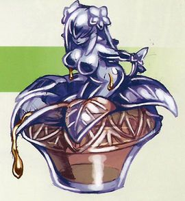 Alraune Nectar - Monster Girl Encyclopedia Wiki - Wikia