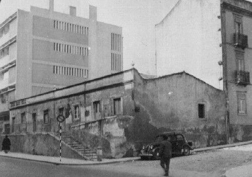 Rua Barão de Sabrosa, Lisboa (A.J.Fernandes, 1964)