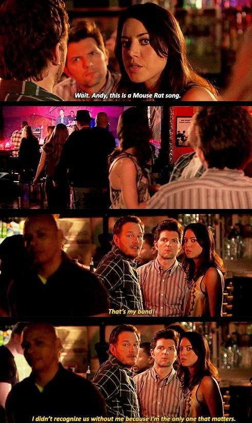 april ludgate andy dwyer