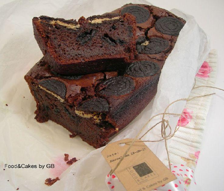 62-Brownie con galletas Oreo…de aquí al cielo!!!