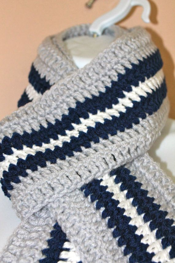 Dallas Cowboys Scarf by soronoz on Etsy