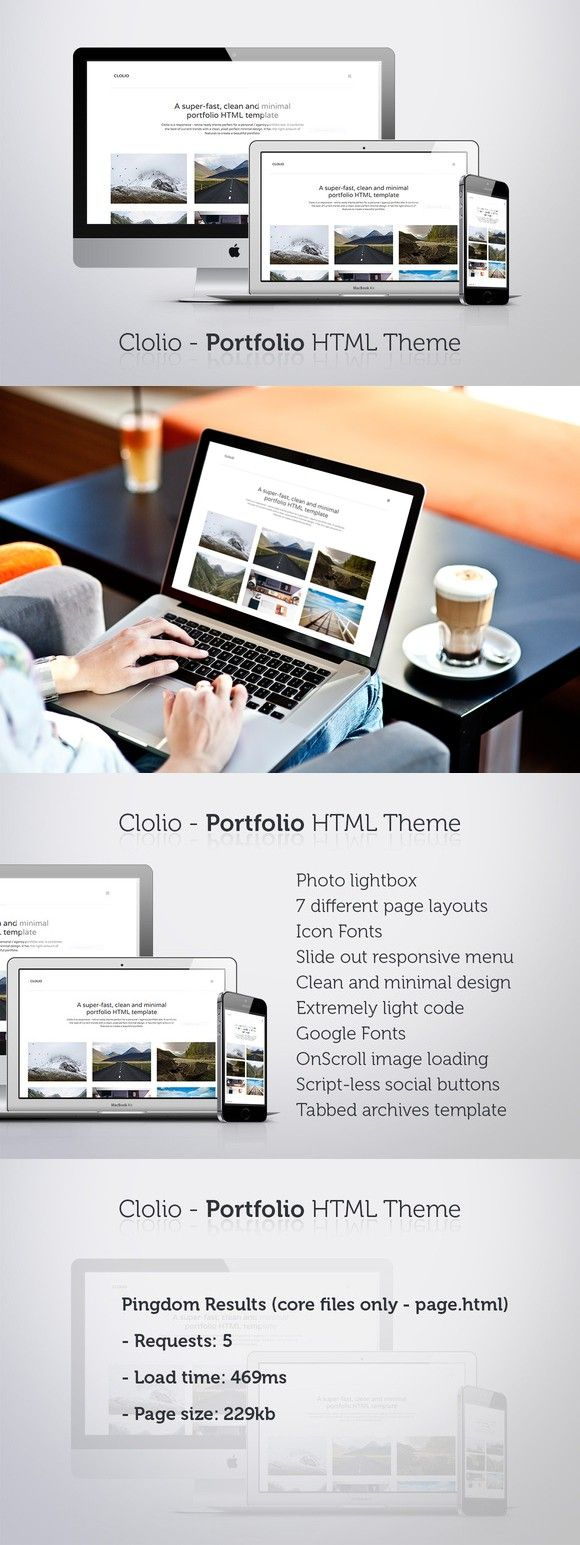 717 best HTML/CSS Themes images on Pinterest | Template, Role ...