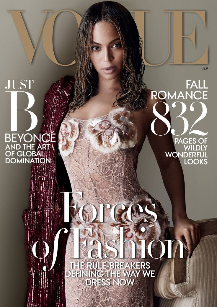 The September 2015 cover is here–and it's none other than Beyoncé. Everything you need to know about the queen B–now on Vogue.com