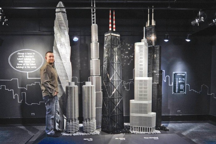 Architizer Blog » 10 Famous Buildings You Can Recreate With LEGOs, Thanks To A+ Awards Juror Adam Reed Tucker