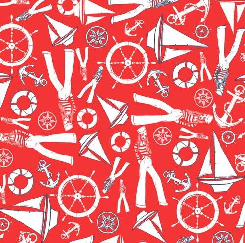 nautical pattern!
