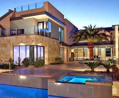 934 best Dream Homes images on Pinterest | Dream houses, Modern ...