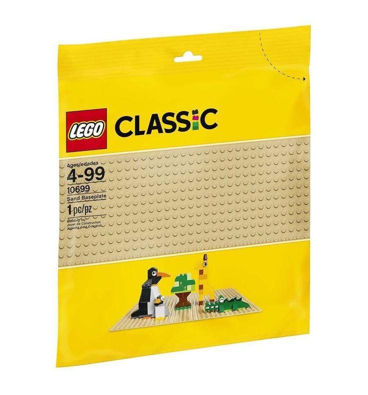 Lego Classic Sand Tan