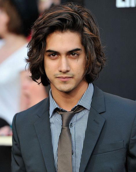Avan Jogia - just saw him on the new abc family show (not so much for family :P) and damn, just damn..