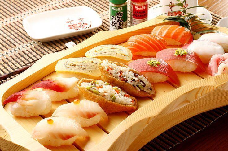 Sake Sushi Santa Cruz