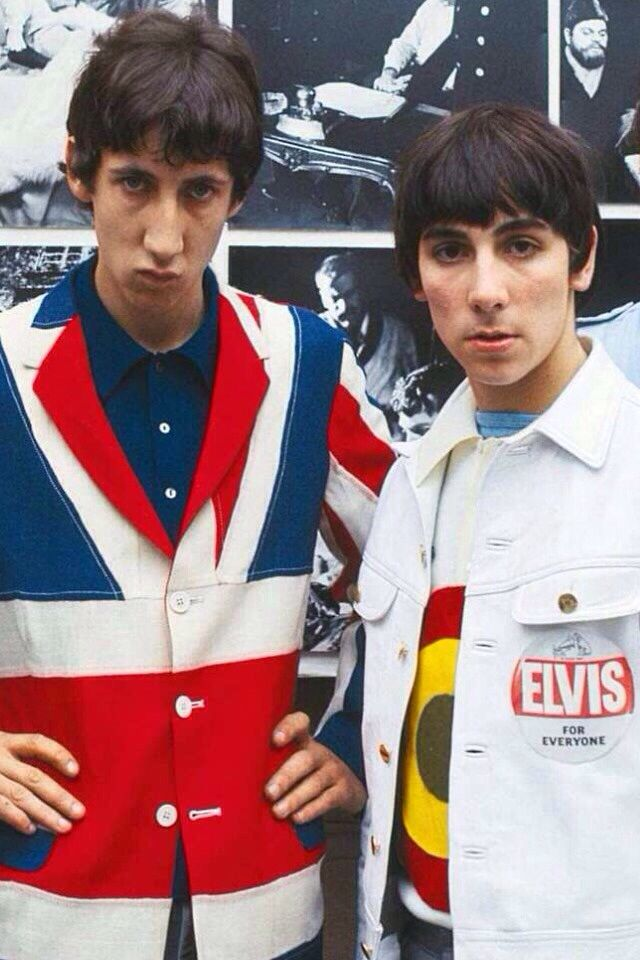 "glamoramamama75: "" modbrother: ""Pete & Keith "" Babes. """